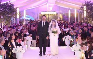 הזוג לימור אלקלעי ויוסי דריהם